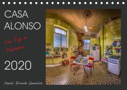 CASA ALONSO – Ein Tag in Havanna (Tischkalender 2019 DIN A5 quer) von Ricardo González,  Daniel