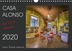 CASA ALONSO – Ein Tag in Havanna (Wandkalender 2019 DIN A4 quer) von Ricardo González,  Daniel
