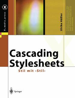 Cascading Stylesheets von Häßler,  Ulrike