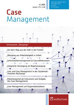 Case Management Ausgabe 1/2021