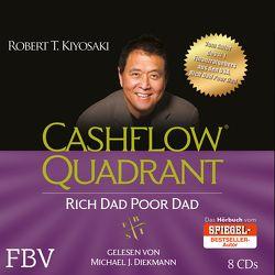 Cashflow Quadrant: Rich Dad Poor Dad von Diekmann,  Michael J., Kiyosaki,  Robert T.