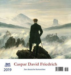 Caspar David Friedrich 2019