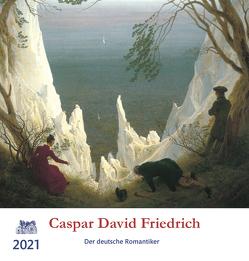 Caspar David Friedrich 2021