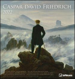 Caspar David Friedrich 2022 – Kunst-Kalender – Wand-Kalender – 45×48 von Friedrich,  Caspar David