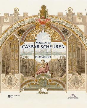 Caspar Scheuren von Vomm,  Wolfgang