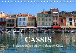 Cassis – Hafenstädtchen an der Calanque-Küste (Tischkalender 2020 DIN A5 quer) von Werner Altner,  Dr.