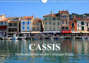 Cassis – Hafenstädtchen an der Calanque-Küste (Wandkalender 2020 DIN A4 quer) von Werner Altner,  Dr.