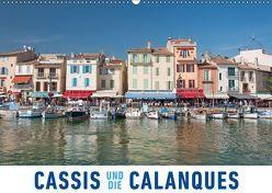 Cassis und die Calanques (Wandkalender 2019 DIN A2 quer) von Ristl,  Martin