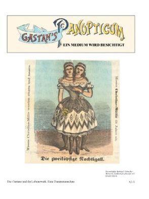 Castan's Panopticum. Ein Medium wird besichtigt von Friederici,  Angelika, Schütze,  Karl-Robert