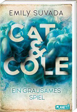 Cat & Cole 2: Ein grausames Spiel von Lamatsch,  Vanessa, Suvada,  Emily