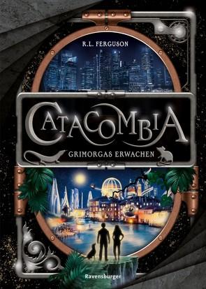 Catacombia, Band 2: Grimorgas Erwachen von Dreller,  Christian, Ferguson,  R. L., Wasmus,  Miriam