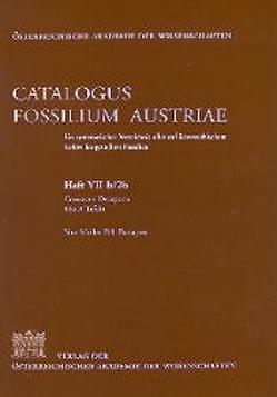 Catalogus Fossilium Austriae. Ein systematisches Verzeichnis aller… / Crustacea Decapoda von Müller,  Pál