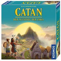 CATAN – Der Aufstieg der Inka von Teuber,  Benjamin, Teuber,  Klaus