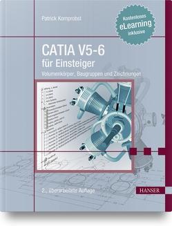 CATIA V5-6 für Einsteiger von Kornprobst,  Patrick