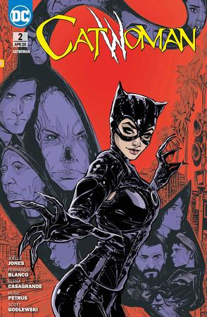 Catwoman von Allred,  Mike, Jones,  Joelle