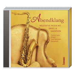 CD »Abendklang« von Laux,  Torsten, Steinmetz,  Uwe