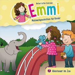 CD Abenteuer im Zoo – Emmi (7) von Löffel-Schröder,  Bärbel