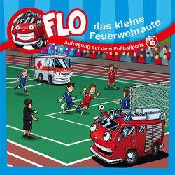CD Aufregung auf dem Fußballplatz – Flo (8) von Mörken,  Christian