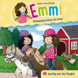 CD Ausflug auf den Ponyhof – Emmi (9) von Löffel-Schröder,  Bärbel, Schier,  Tobias, Schuffenhauer,  Tobias