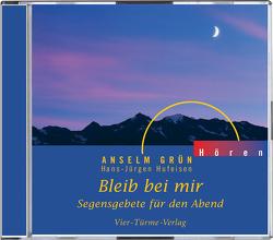 CD: Bleib bei mir von Cratz,  Annegret, Göpfert,  Oskar, Grün,  Anselm, Hufeisen,  Hans-Jürgen, Pegasus Quartett