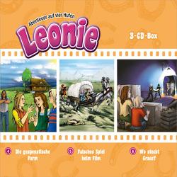 CD-Box 2: Leonie – Abenteuer auf vier Hufen (Folgen 4-6) von Gypser,  Joanna, Mörken,  Christian