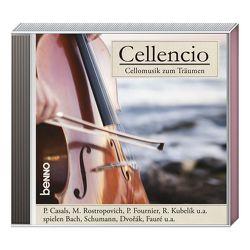 CD »Cellencio – Töne aus der Stille«