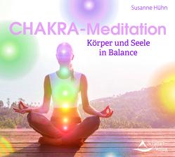 CD Chakra-Meditation von Hühn,  Susanne