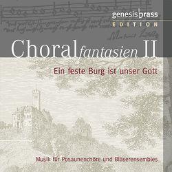 CD CHORALfantasien 2 von Genesis Brass, Sprenger,  Christian, Weckeßer,  Anne