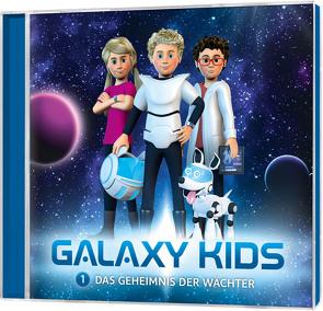 Das Geheimnis der Wächter – Galaxy Kids (1) von Franke,  Thomas, Schier,  Tobias, Schuffenhauer,  Tobias, Steffens,  Björn