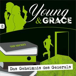 CD Das Geheimnis des Generals – Young & Grace (2) von Schier,  Tobias, Schuffenhauer,  Tobias