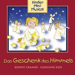 CD Das Geschenk des Himmels (mit Playback) von Cramer,  Konny, Rieger,  Jochen, Sunshine Kids