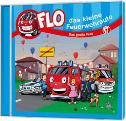 CD Das große Fest – Flo (17) von Gypser,  Florian, Gypser,  Joanna, Mörken,  Christian