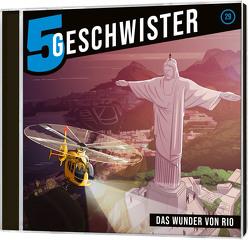 CD Das Wunder von Rio – 5 Geschwister (29) von Schier,  Tobias, Schuffenhauer,  Tobias