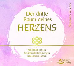 CD Der dritte Raum deines Herzens von Wurster,  Alexander