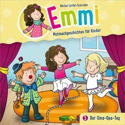 CD Der Oma-Opa-Tag – Emmi (5) von Löffel-Schröder,  Bärbel, Schier,  Tobias, Schuffenhauer,  Tobias