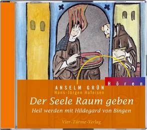 CD: Der Seele Raum geben von Anselm Grün, Cratz,  Annegret, Frankhauser,  Christof, Göpfert,  Oskar, Grün,  Anselm, Hufeisen,  Hans-Jürgen, Pegasus Quartett, Strauß,  Thomas