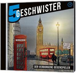 CD Der verborgene Gegenspieler – 5 Geschwister (17) von Schier,  Tobias, Schuffenhauer,  Tobias