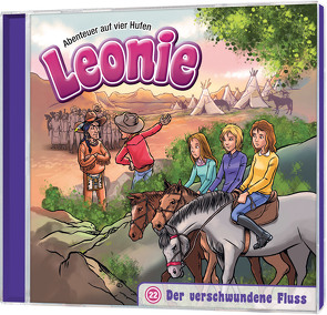 CD Der verschwundene Fluss – Leonie (22) von Gypser,  Florian, Gypser,  Joanna, Mörken,  Christian