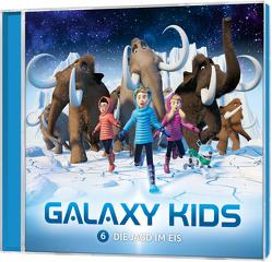 CD Die Jagd im Eis – Galaxy Kids (6) von Franke,  Thomas, Schier,  Tobias, Schuffenhauer,  Tobias, Steffens,  Björn