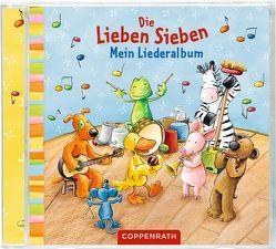 CD: Die Lieben Sieben – Mein Liederalbum