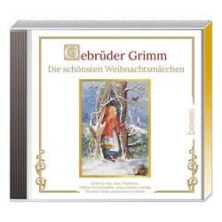CD Die schönsten Weihnachtsmärchen von Deutschmann,  Heikko, Fröhlich,  Andreas, Loewig,  Anna Kathrin, Rode,  Christian, Thalbach,  Anna