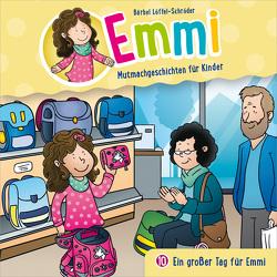 Ein großer Tag für Emmi – Emmi (10) von Löffel-Schröder,  Bärbel