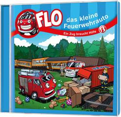 CD Ein Zug braucht Hilfe – Flo (13) von Gypser,  Florian, Gypser,  Joanna, Mörken,  Christian, Schumann,  Nathalie