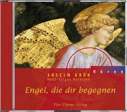 CD: Engel, die dir begegnen von Anselm Grün, Hufeisen,  Hans-Jürgen