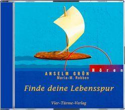 CD: Finde deine Lebensspur von Grün,  Anselm, Hennerfeind,  Barbara, Robben,  Maria R.