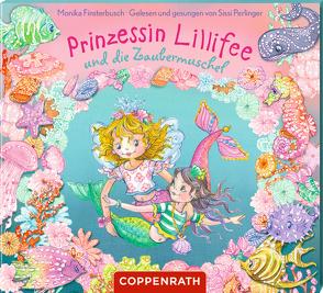 CD Hörbuch: Prinzessin Lillifee und die Zaubermuschel von Finsterbusch,  Monika, Löhr,  Markus, Perlinger,  Sissi