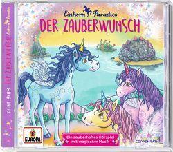 CD Hörspiel: Einhorn-Paradies (Bd. 1) von Blum,  Anna