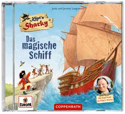 CD Hörspiel: Käpt'n Sharky – Das magische Schiff von du Mont,  Sky, Fröhlich,  Andreas, Langreuter,  Jeremy, Langreuter,  Jutta, Neuendorf,  Silvio, Prahl,  Axel