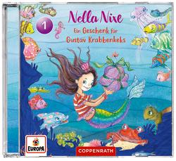 CD Hörspiel: Nella Nixe (Bd. 1) von Berger,  Nicola, Finsterbusch,  Monika