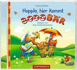 CD: Hoppla, hier kommt Bodo Bär! von Bieber,  Hartmut, Diverse, Niederfahrenhorst,  Anja